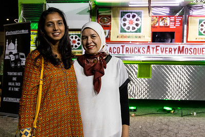 October 25, 2019 Taco Truck at Every Mosque Islah LA
