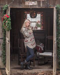 Jenny Holiday Portraits