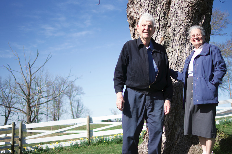 Grandpa & Nina
