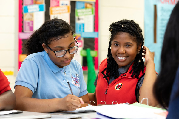 Stock Photos 2018 - City Year Baton Rouge