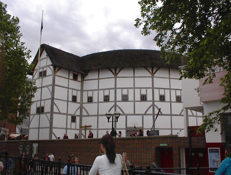 The New Globe Theater, London