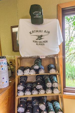 Katmai Air Souvenirs