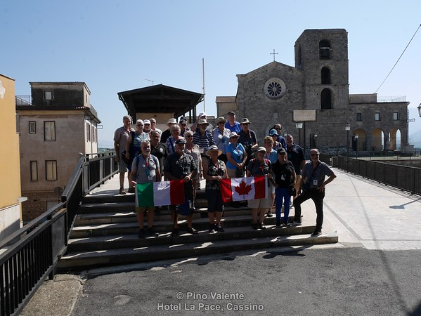 Canadians in the Liri Valley