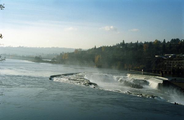 Wilamette Falls