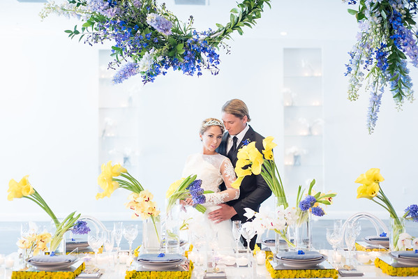 THE VENUE - styled shoot
