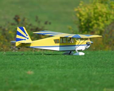 October Flying