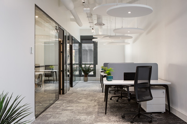 Workspace Interiors
