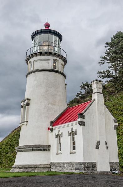 Heceta Head Lighthouse, Oregon