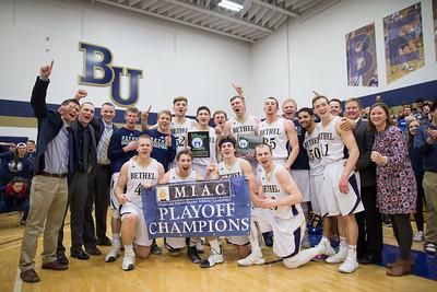 Bethel Men's Basketball