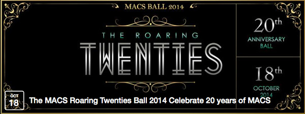 MAC's Roaring Twenties