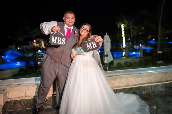 Jasmine + Rob - Wedding - Highlights - Moon Palace Nizuc