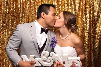 Bradley and Damaila Wedding