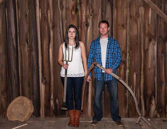 Amber and Noah