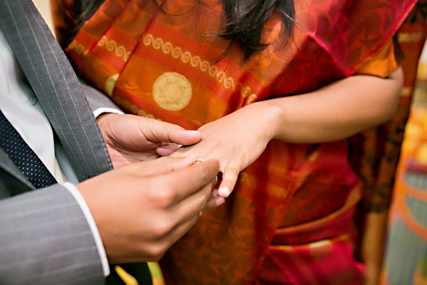Tyna & Rohan's Engagement Ceremony