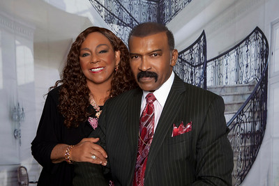 Dr. Reginald & Brenda Lawrence