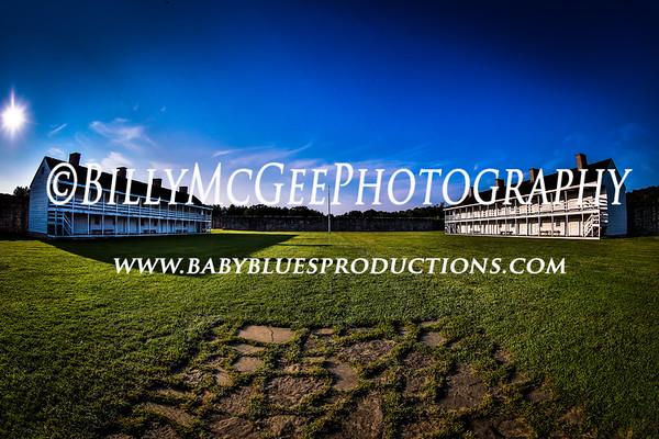 Fort Frederick  Park Quest - 30 Aug 2013