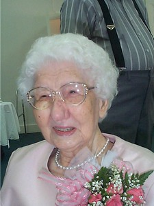 Omie Lee Watson 100th Birthday Party 9/26/1999