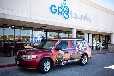 Gr8 Laundry Grand Opening