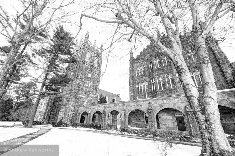 Sewanee University of the South Winter 04 BW.jpg