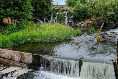 Tumwater Falls July 2018