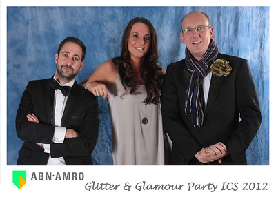 ABN Amro, Glitter & Glamour Party ICS 2012