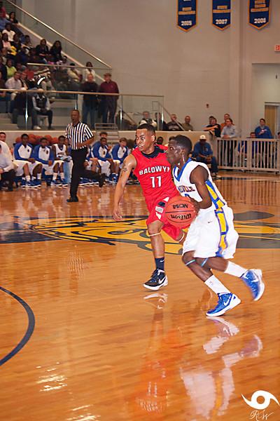 Prentiss County Tournament: Booneville High vs. Baldwyn High