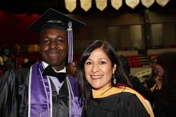 2016 IMPACT Early College High School Graduation