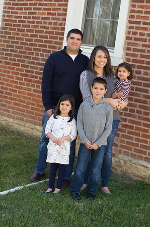 Casso Family 2015