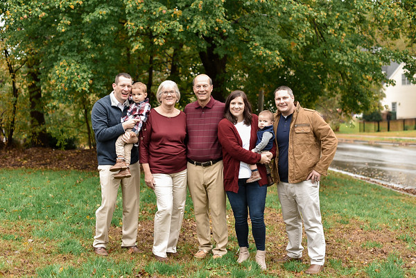 Shaheen/ Williams Family {Extended}