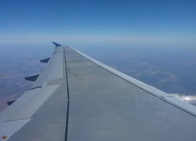 Flight to San Juan