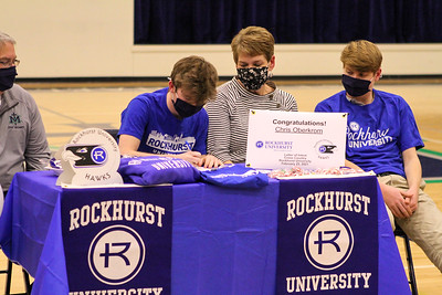 College Signings - Feb 2021