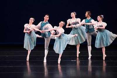 164-1152 Ballet Stars of NY Performance