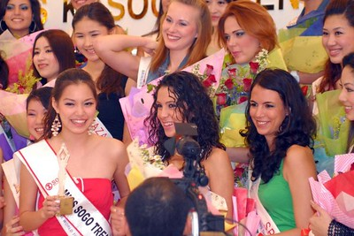 Miss Tourism Malaysia Contestants
