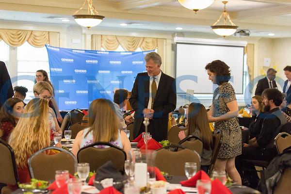 PolySci Banquet (Photos by Annalee Bainnson)