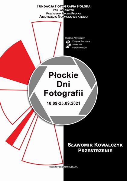 """Plakat Autora Sławomir Kowalczyk  """"Przestrzenie"""" I.jpg"""