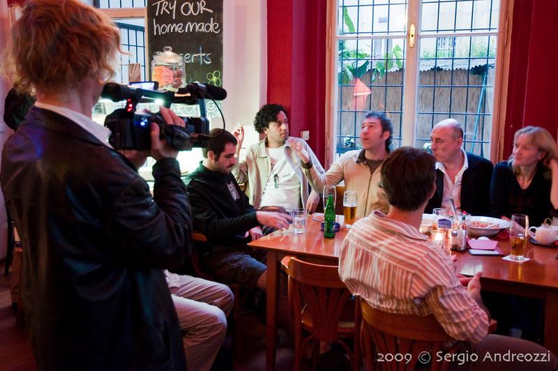 Café Globe: Otros Aires