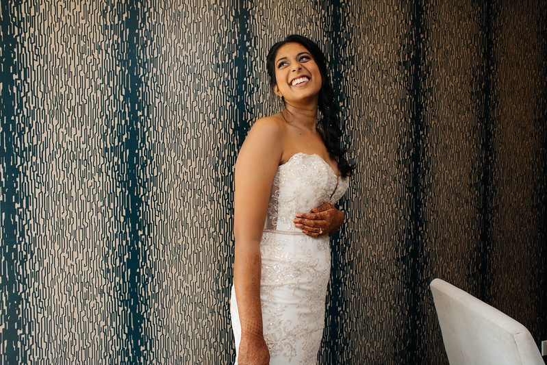 LeCapeWeddings Chicago Photographer - Renu and Ryan - Hilton Oakbrook Hills Indian Wedding -  161.jpg