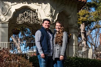 Brett Boone & Hannah McAfee Engagement