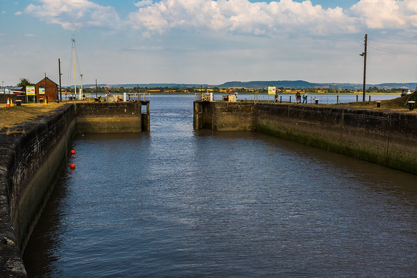 Lydney Harbour - 26th July