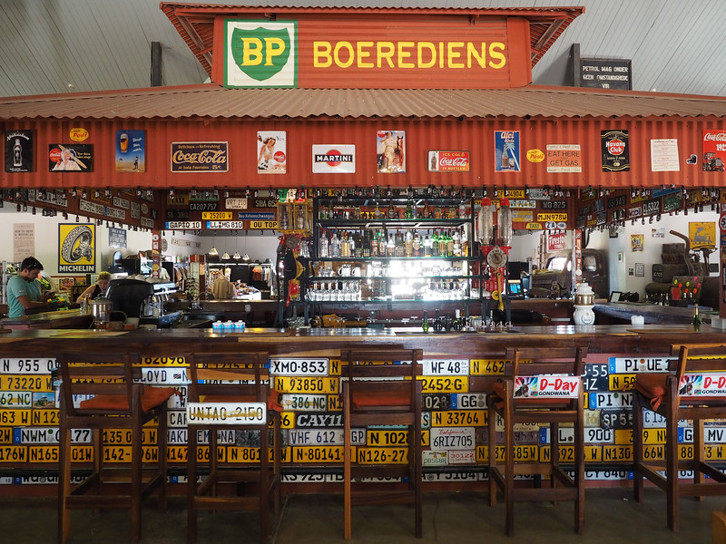 Canyon Roadhouse in Namibia