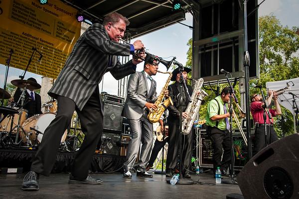 Morristown Jazz Festival - August 2017