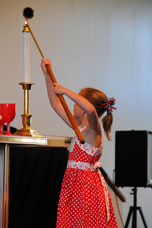 July 4, 2010 - Worship Service