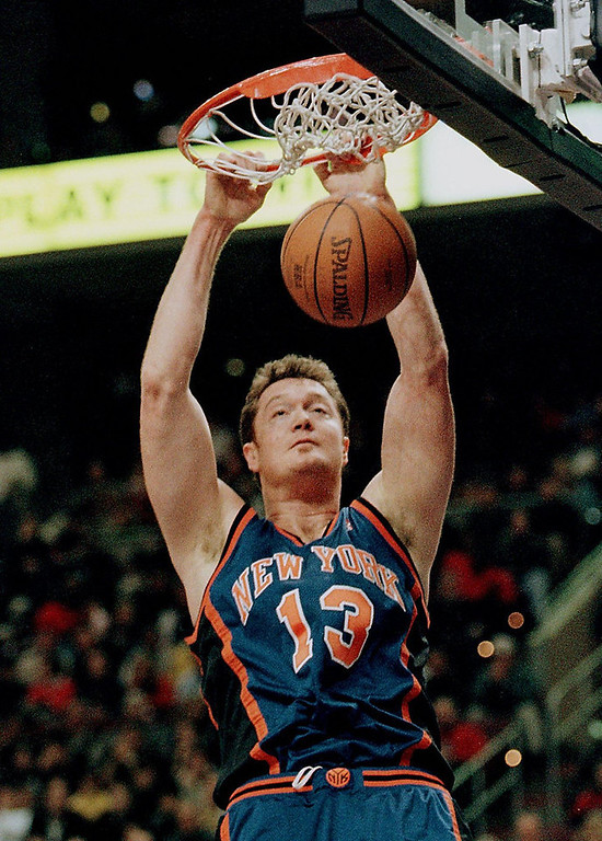 . 22. 1991 � No. 7 Luc Longley, No. 34 Myron Brown.  Longley won three NBA titles with Michael Jordan�s Chicago Bulls teams in the late 1990s, but he was at the center of a controversy when entering the NBA. The Wolves drafted Longley after selecting Spencer with the sixth pick the previous year (former Gopher Randy Breuer also was competing for a starting center spot). So Longley and his agent held out and didn�t sign with the team until after the season started. The 7-2 Australian eventually got traded after three modest seasons to Chicago for Stacy King. Brown�s career lasted four games in Minnesota. TOM MIHALEK/AFP/Getty Images