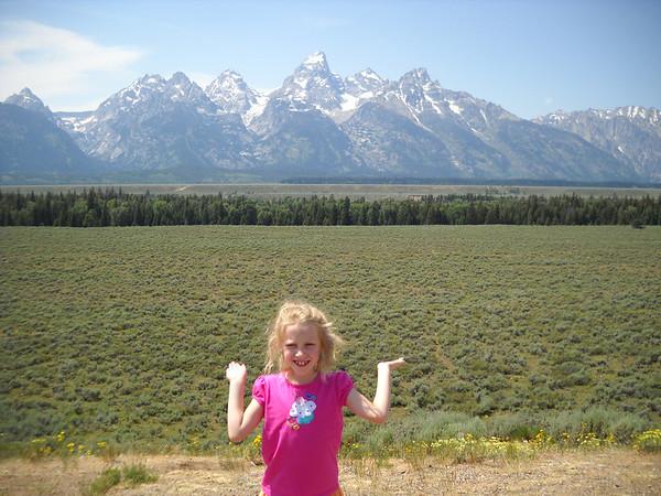 Shannon's Yellowstone/Grand Tetons Pics