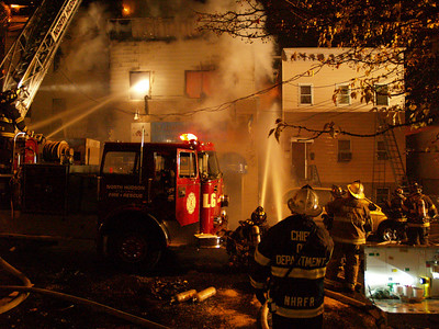 2007 Structure Fires