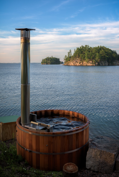 Grindstone Island - 1000 Islands, NY. (lifestyle)