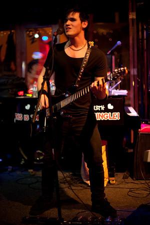 Skyrocket Love - Live feb 8 2010