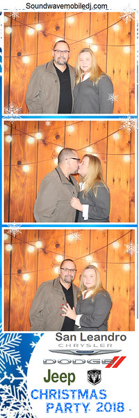 CHRYSLER SAN LEANDRO HOLIDAY PARTY 2018
