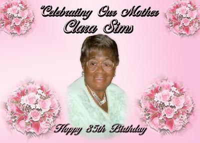 Clara Sims