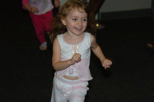 Ashley's 4th Birthday at Chuck E Cheese - August 6, 2005
